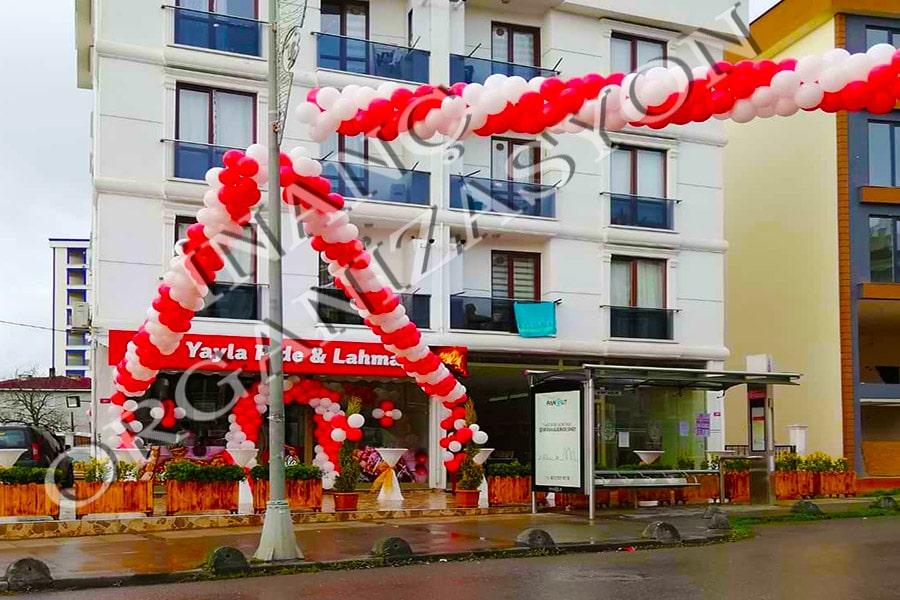 Ankara Açılış Organizasyon malzemeleri