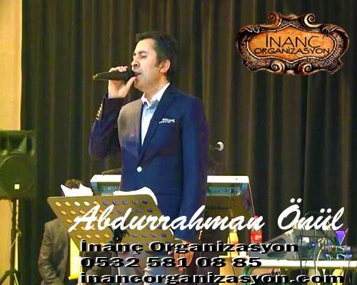Abdurrahman önül ilahi programı