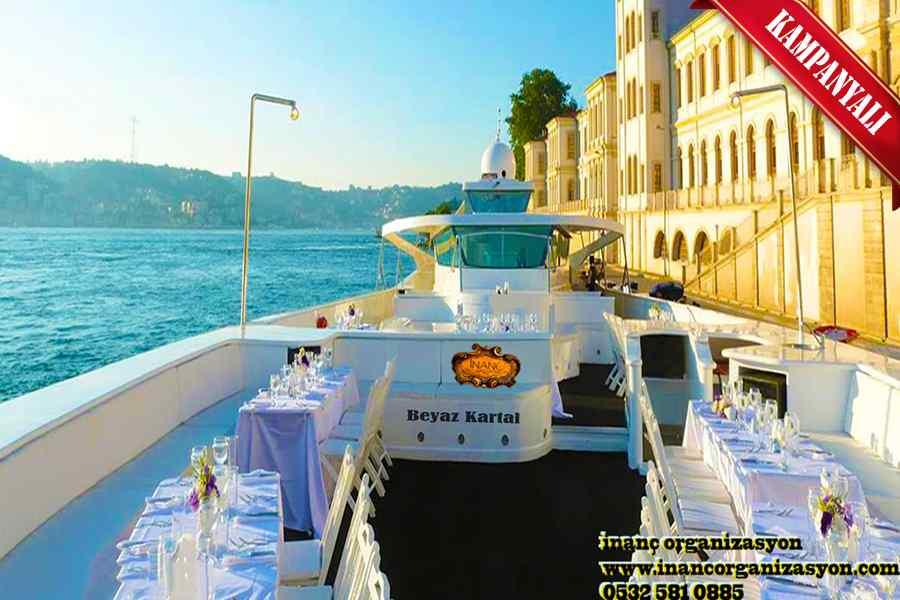 İstanbul Düğün Salonu mekanları